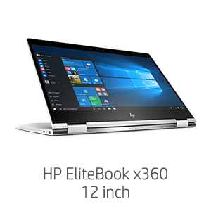 HP EliteBook x360 12 inch