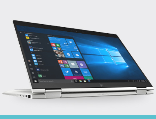 De HP EliteBook x360 1040 notebook pc